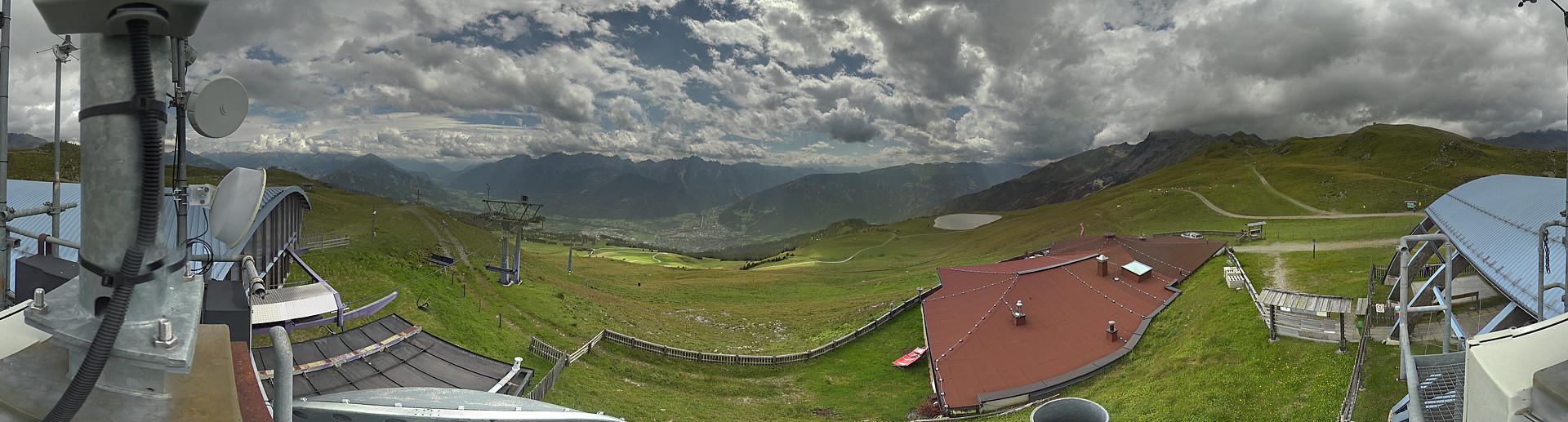 Webcam Zettersfeld - Livebild und Wetter im Skigebiet Lienz